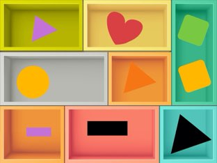 Shapes And Games by Egirl Mindy
