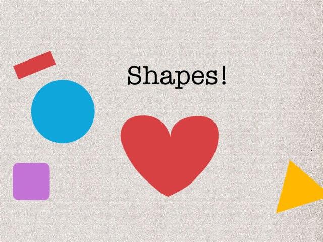 Shapes! by Susan Balderas