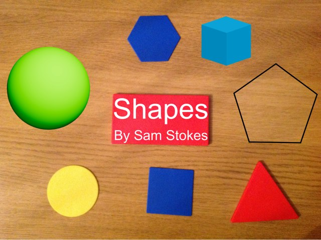 Shapes by Sam Stokes