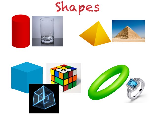 Shapes by PM MC