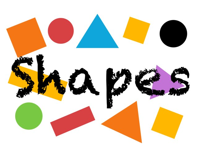Shapes by Kathie Ginman
