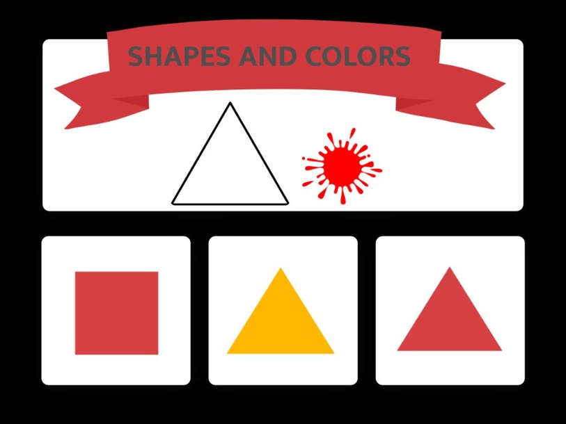 Shapes And Colors by Hadi  Oyna
