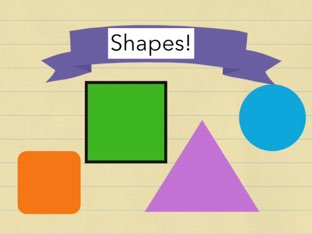 Shapes! by Emily Hyde