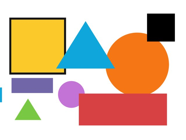 Shapes&colors  by NA dall
