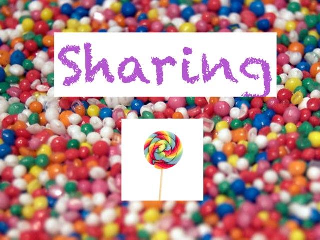 Sharing Quantities by Jen Siddons