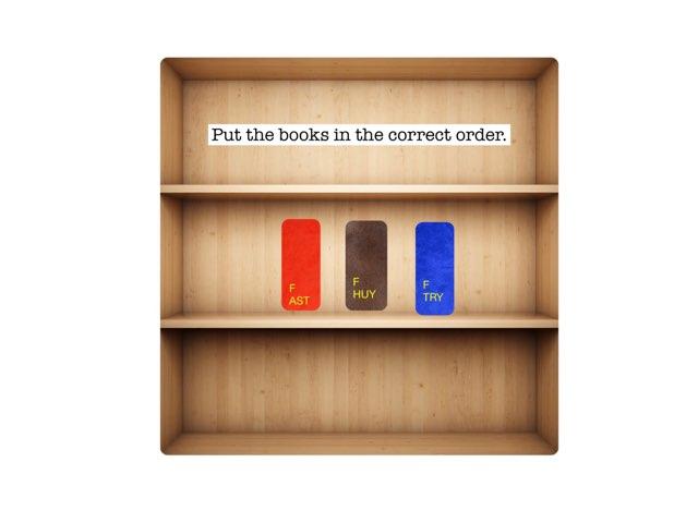 Shelf Skills (a) by TSD Library
