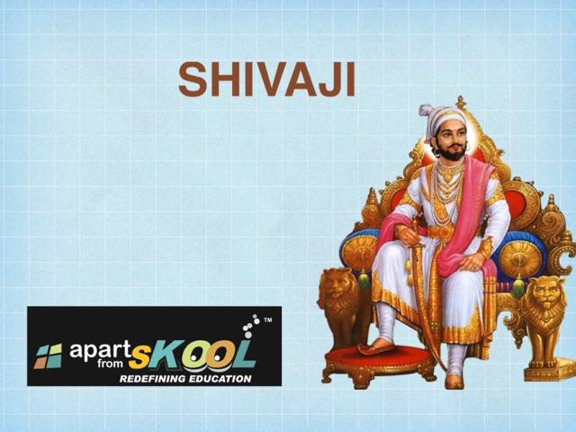 Shivaji by TinyTap creator