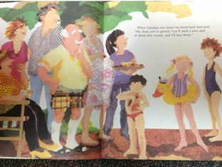 Shoes From Grandpa by Susan Rickert