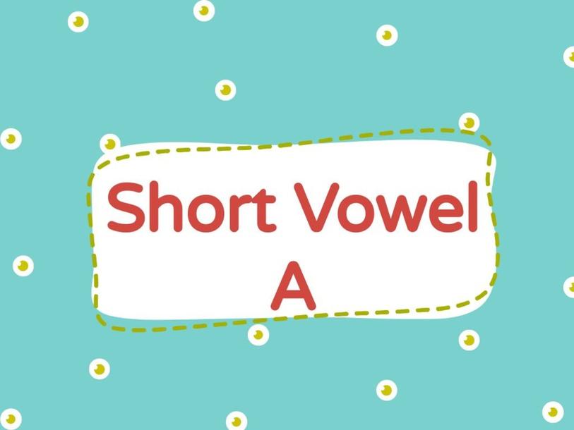 Short Vowel a by Nour Essam