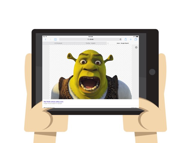 Shrek 10  by Jeannine quirk