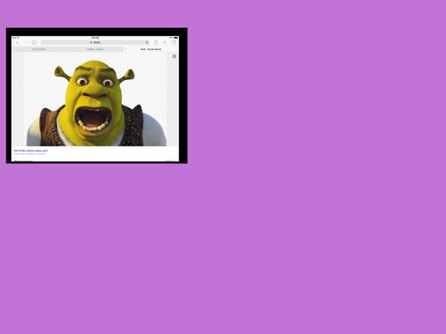 Shrek Puzzle 2 by Jeannine quirk