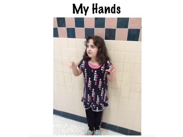 Sierra's Hands  by Bethany Hentgen