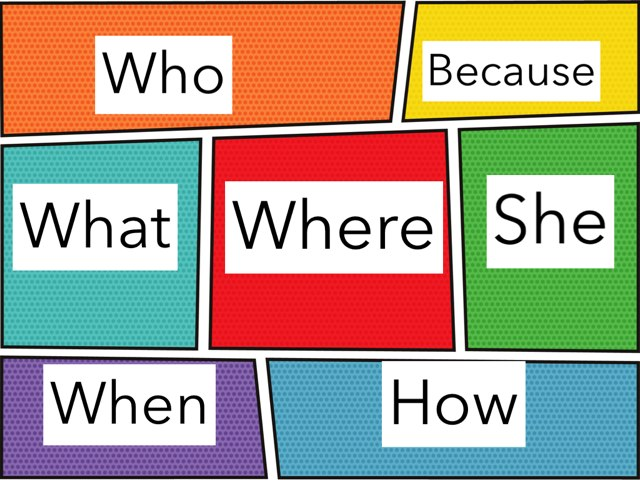 Sight Word POC by Roots Elementary
