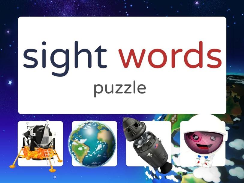 Sight Words (unit 4) by LaTeacherNinja Banate