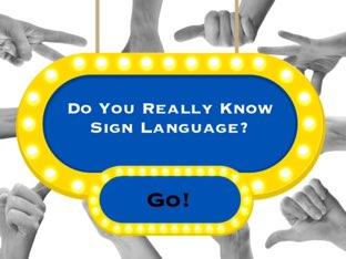 Sign Language  by Telessa salmikivi