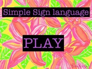 Sign Language by Lil Saleh
