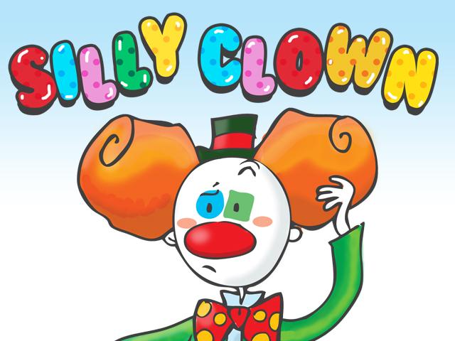 Silly Clown by Francesca DaSacco