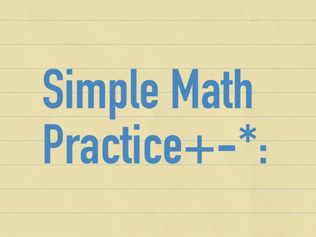 Simple Math Puzzle by Nira Skirt