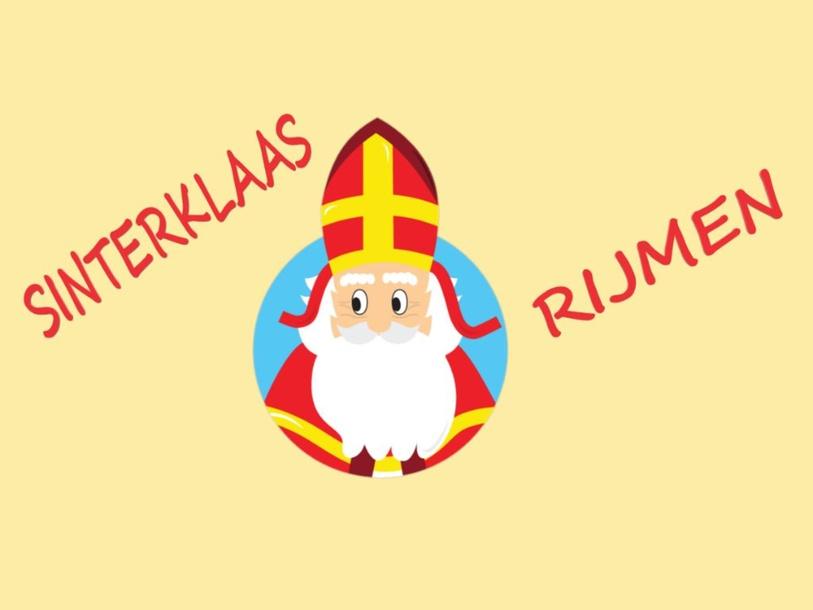 Sinterklaas rijmen by Sanne Pannemans