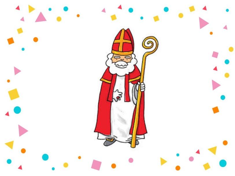 Sinterklaas: tellen tot 3 by Fien Steels