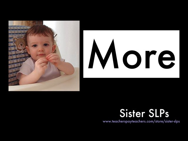 Sister SLPs: More by Becky Price