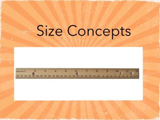 Size Concepts by Ld Kelly