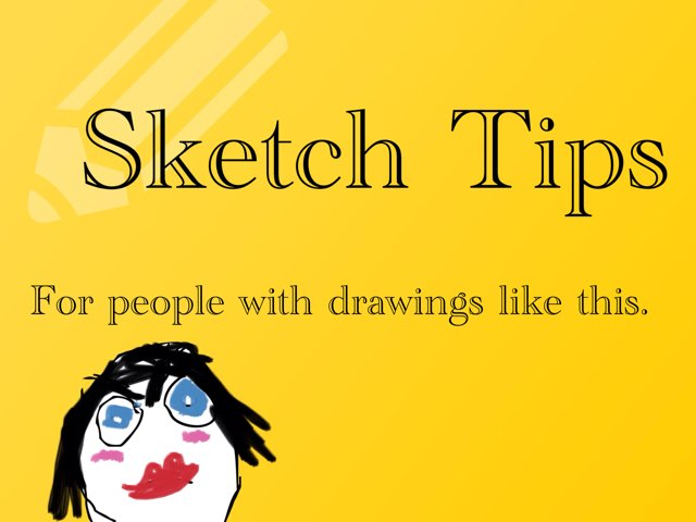 Sketch Tips by Samantha Cassidy