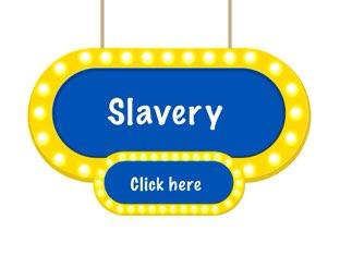 Slavery- Room 18 by Amanda Bonser