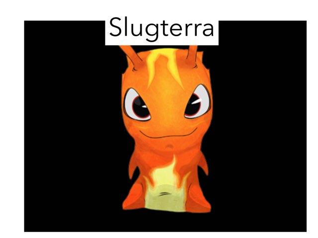 Slugterra Puzzle by Fire Warior