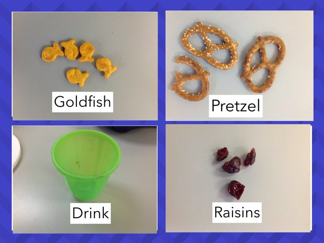 Snack Request by Deb Romsdahl