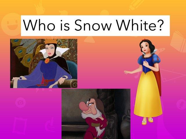 Snow White by Jane deakin