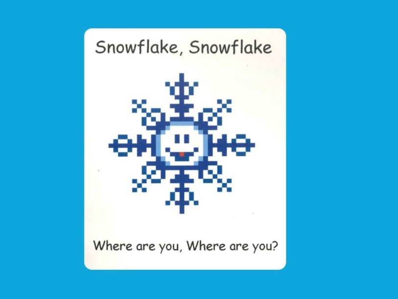 Snowflake Snowflake by Rhonda Lilly