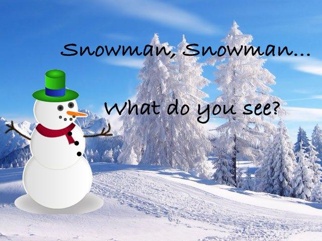 Snowman by Erica Lynn