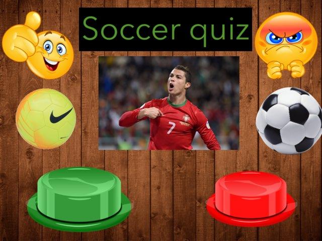 Soccer Quiz by Ben