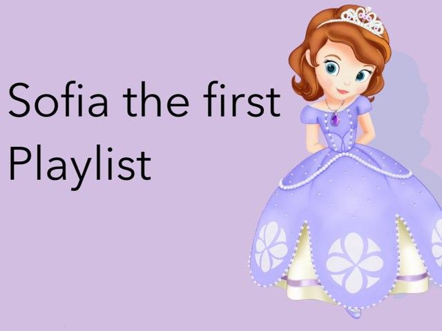 Sofia's Playlist by Naya Barakat