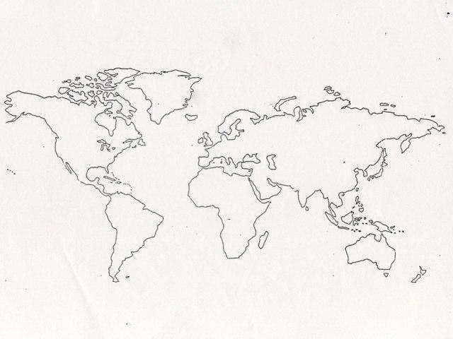 Soham's World Map Game by Erik Hove
