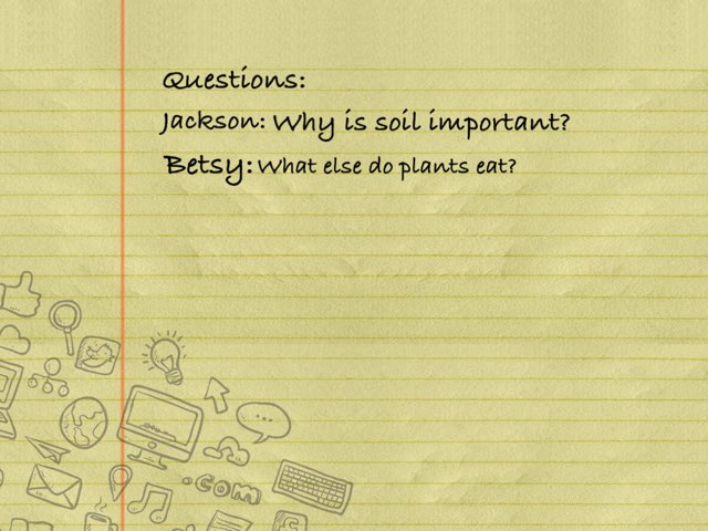 Soil Jackson And Betsy by Ashley schreiner