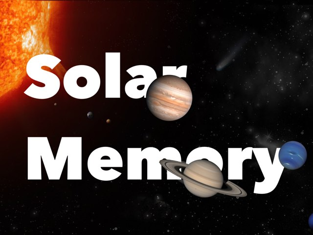 Solar Memory by Yogev Shelly