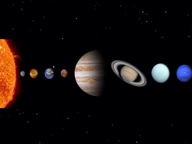 Solar System Review by Student Spence