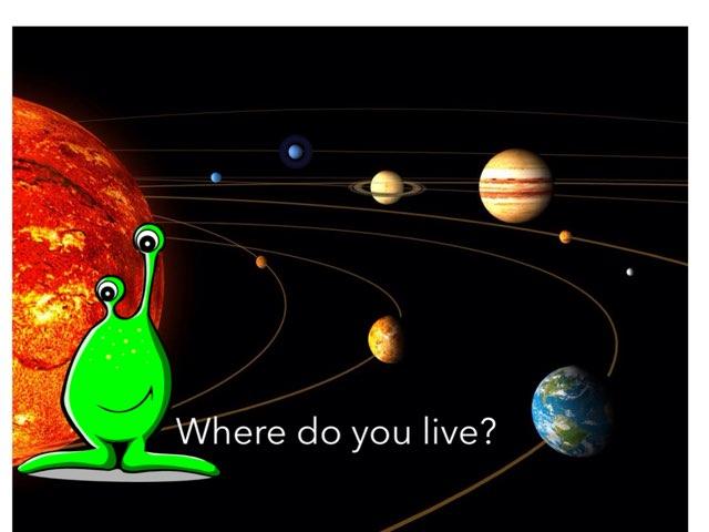 Solar System by Macey matthews