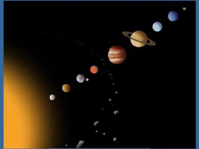 Solar System by Luke Adkins