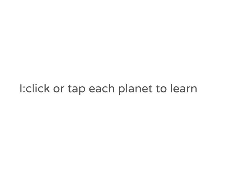 Solar System by Thomas Emile