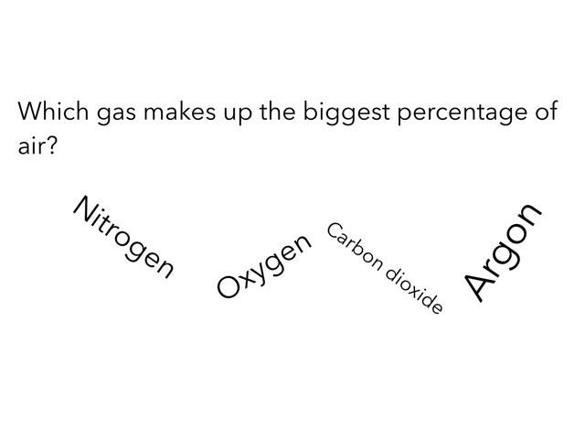 Solids Liquids Gases by Year5 Twyn