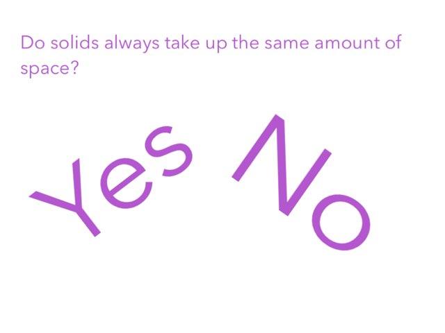 Solids,liquids And Gases Quiz by Year5 Twyn