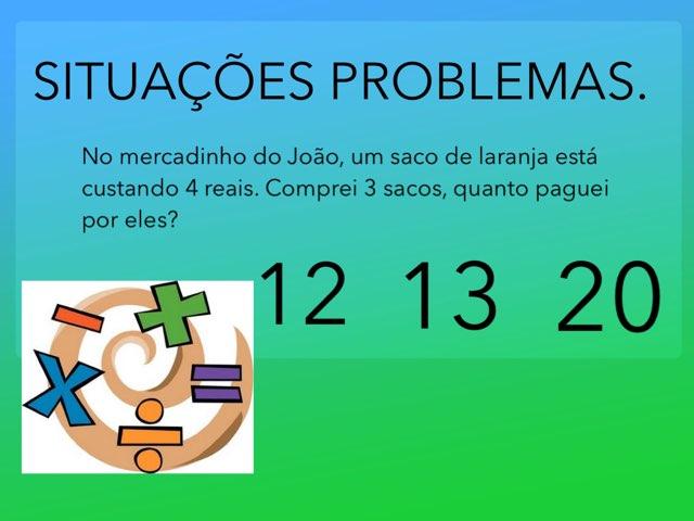 Solucionando Problemas by Escola lápis de cor