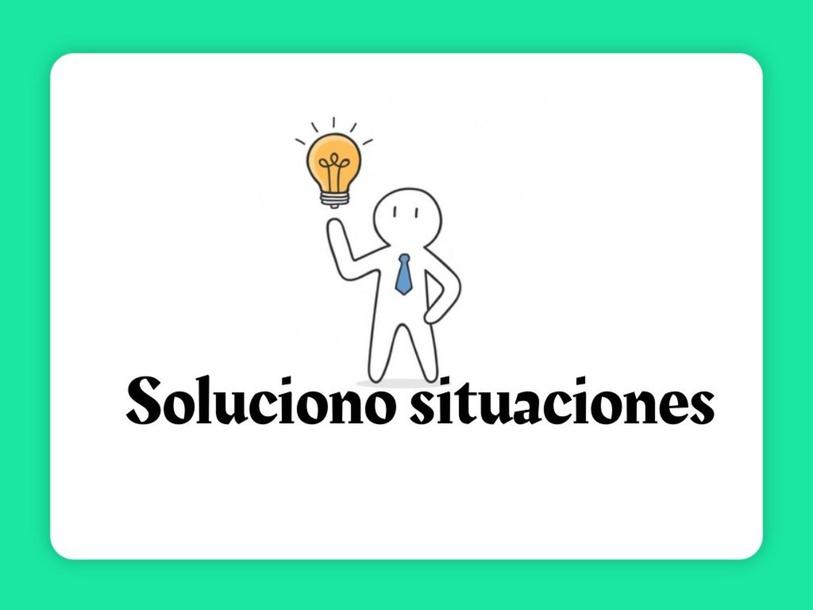 Soluciono situaciones by Ariana Gutierrez