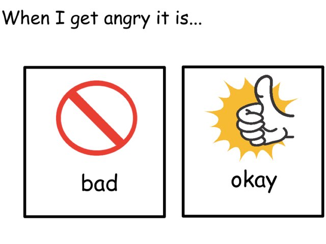 Sometimes I Get Angry by Bethany Hentgen