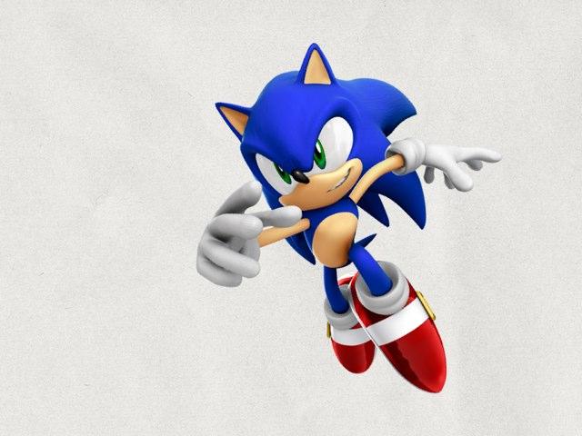 Sonic by Ahmad Jarad