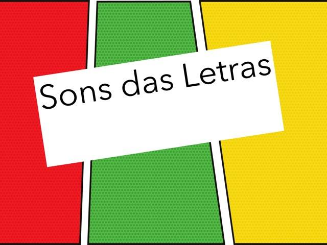 Sons Das Letras by ۞Ste Lonza