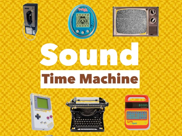 Sound Time Machine by Tal Forkosh